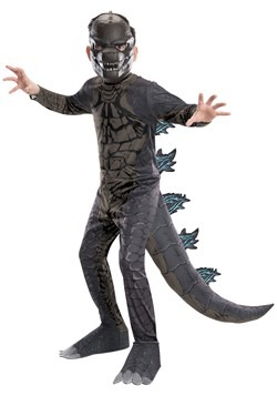 Godzilla King of the Monsters Child Classic Godzilla Costume