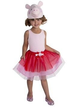 Girl's Peppa Pig Ballerina Accessory Kit