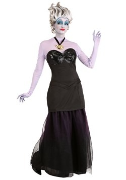 Disney Little Mermaid Womens Ursula Prestige Costume
