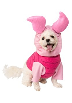 Winnie the Pooh Piglet Dog Costume