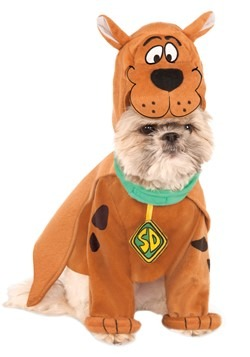 Scooby Doo Dog Costume
