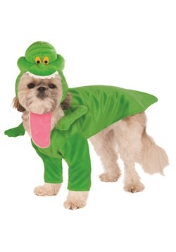 Ghostbusters Slimer Dog Costume