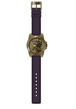 Avengers Infinity Gauntlet Watch w/ Purple Strap