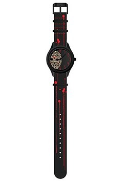 Friday the 13th Jason Strap Watch