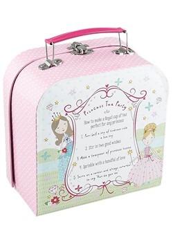 Princess 7PC Tin Tea Set in Case