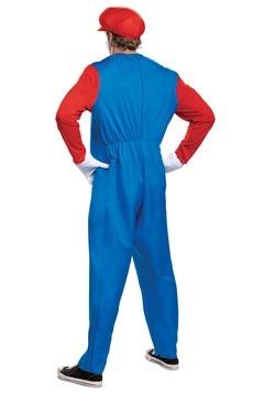 The Super Mario Brothers Mens Mario Deluxe Costume alt1