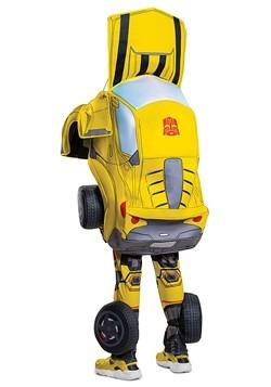 Kids Transforming Transformers Bumblebee Costume alt 3
