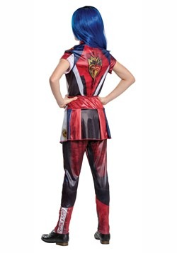 Evie Descendants 3 Girls Classic Costume alt1