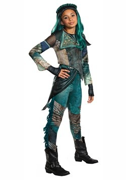 Descendants 3 Girls Uma Deluxe Costume