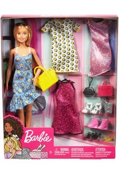 Barbie Doll & Party Fashions Alt 1