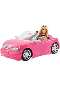 Barbie Doll & Convertible