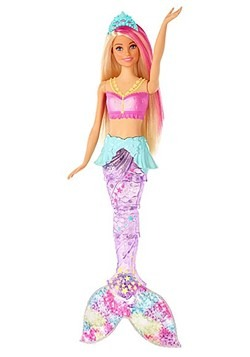 Barbie Sparkle Lights Mermaid