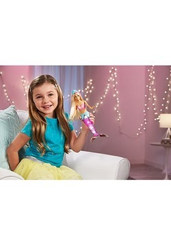 Barbie Sparkle Lights Mermaid Alt 3