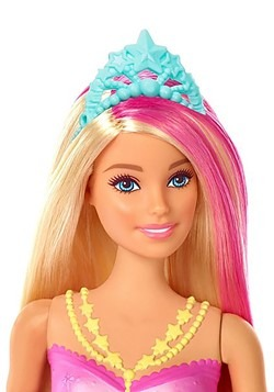 Barbie Sparkle Lights Mermaid Alt 4