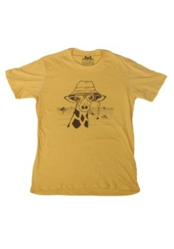 Hunter Thompson Giraffe T-Shirt