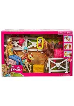 Barbie Hugs N Horses Alt 4