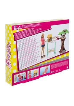 Barbie Animal Rescue Playset Alt 5
