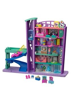 Polly Pocket Pollyville Galleria Grande Mall