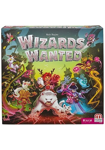 Wizards Wanted Game