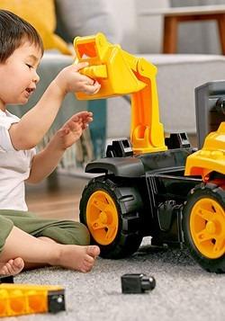 Mega Bloks CAT 3 in 1 Excavator Ride-On Toy Alt 4