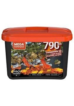 Mega Bloks Construx Bulk Prob Tub 790 Piece