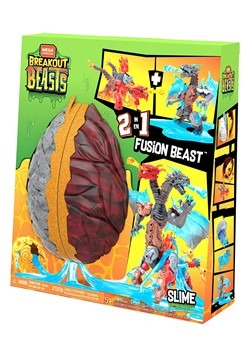 Mega Breakout Beasts 2 in 1 Fusion Beast Alt 1