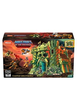 Mega Probuilder Masters of the Universe Castle Gra