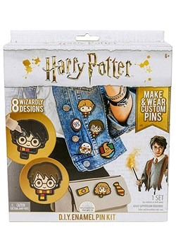 Pin Kit Harry Potter