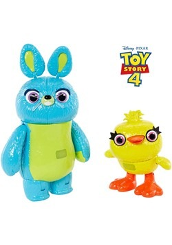 Toy Story 4 Ducky and Bunny True Talkers Interacti