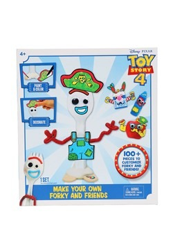 Toy Story 4 Build Utensil & Friends