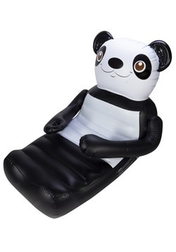 Huggables Panda Inflatable Pool Float Alt 2