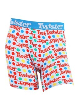 Mens Twister Dots Boxer Briefs Update