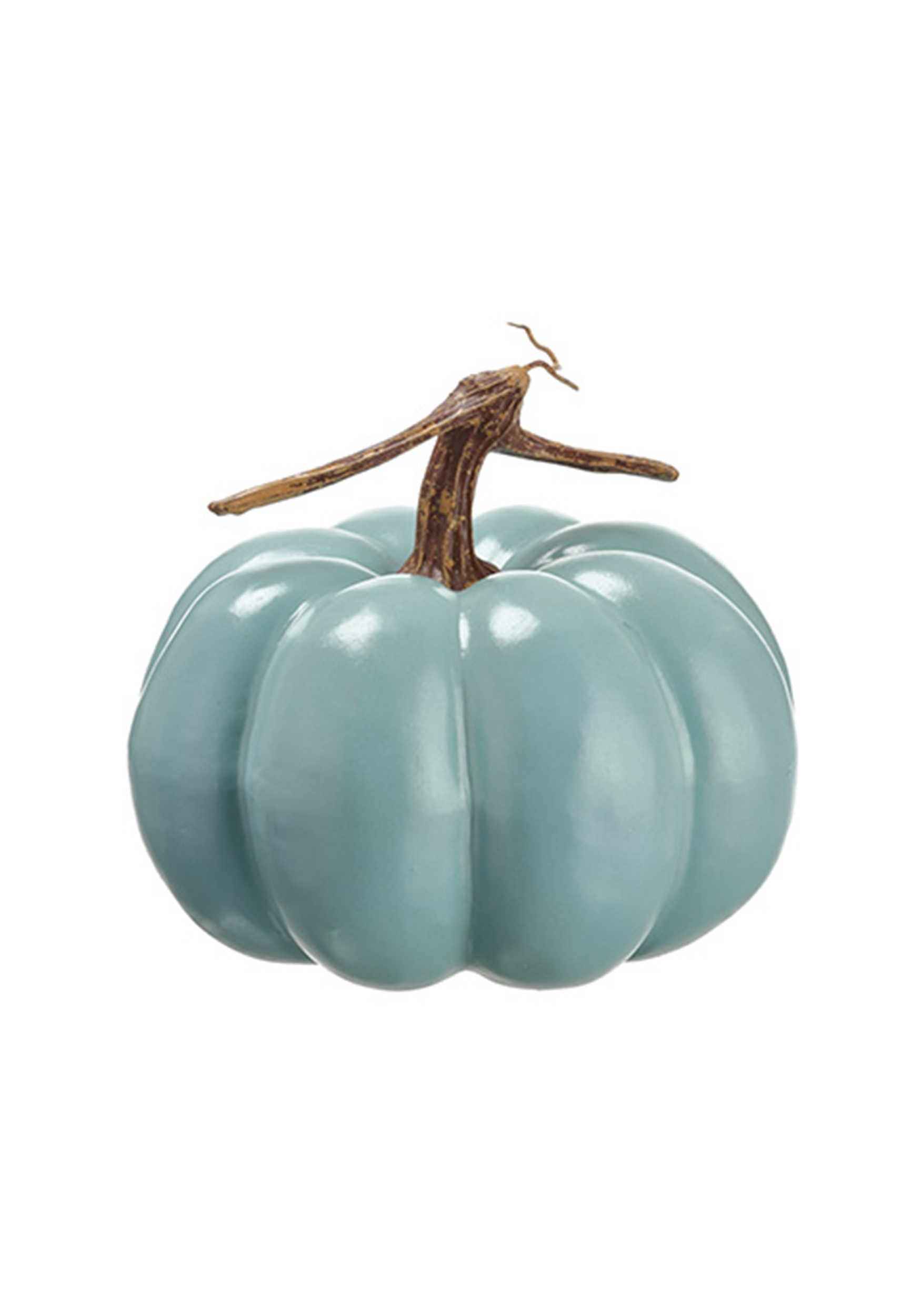 Teal_Trick_or_Treat_Halloween_Pumpkin_Decoration