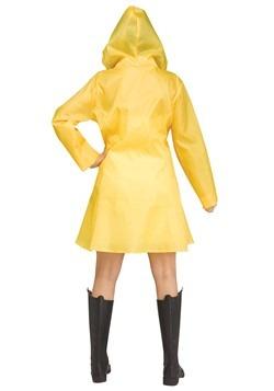 The Women's Yellow Raincoat Costume alt 1