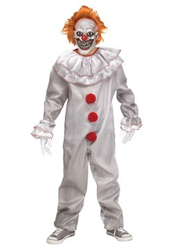 Carnevil Killer Clown Costume for Boys