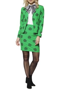 The Opposuit St. Patrick's Girl Women's Suit