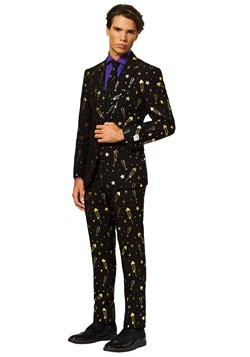 Fancy Fireworks Men's Suit Opposuit