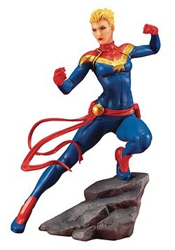 Marvel Comics Captain Marvel ArtFX+ Statue
