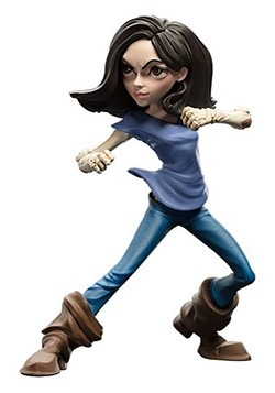 Alita Battle Angel Alita Doll Mini Epics Vinyl Figure