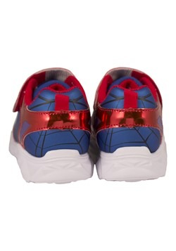 Spiderman Kids Lighted Sneaker Alt 3