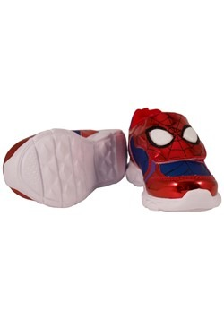 Spiderman Kids Lighted Sneaker Alt 4