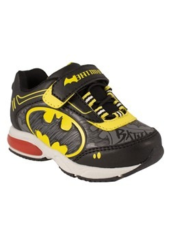 Batman Kids Lighted Logo Sneaker