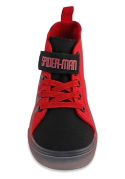 Spider-Man Hightop Lighted Kids Shoe