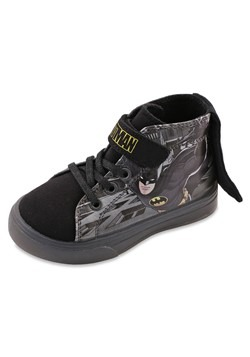 Batman Lighted Hightop Cape Shoe