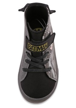 Batman Lighted Hightop Cape Shoe Alt 2
