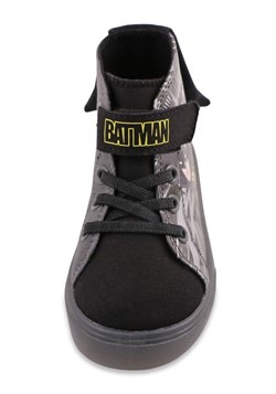 Batman Lighted Hightop Cape Shoe Alt 4