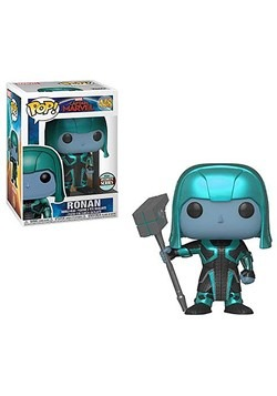 Pop! Marvel: Captain Marvel- Ronan (Specialty Series)