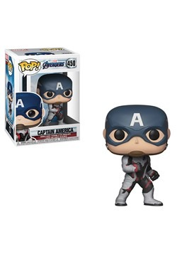 Pop! Marvel: Avengers: Endgame- Captain America