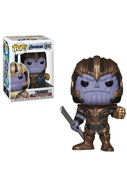 Pop! Marvel: Avengers: Endgame- Thanos