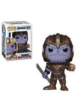 Pop! Marvel: Avengers: Endgame- Thanos
